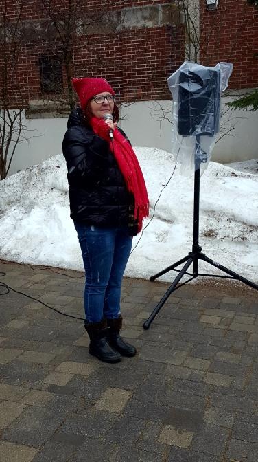 Lauren Power, ED of MPSSAS