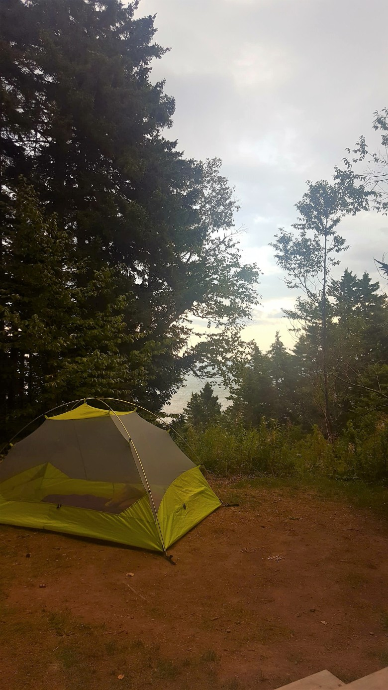 30 fundy camping